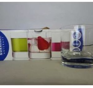 ADA WATER GLASS 6PC