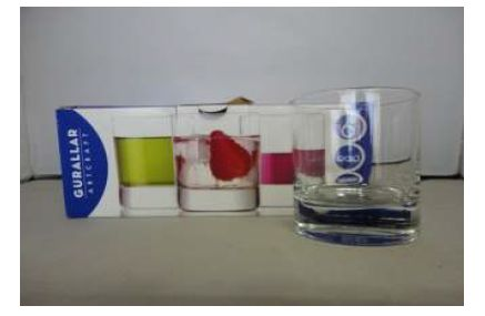 ADA WATER GLASS 6PC