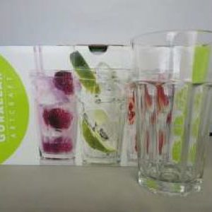 ARAS TALL TUMBLER 6PACK