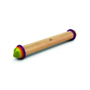 Adjustable Rolling Pin (Multi-Colour)