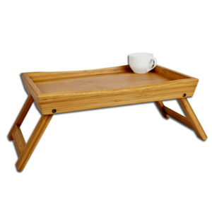 BAMBOO BREAKFAST TABLE
