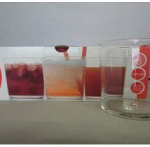 BODEGA JUICE GLASS 6 PACK