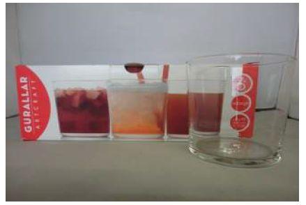 BODEGA JUICE GLASS 6 PACK
