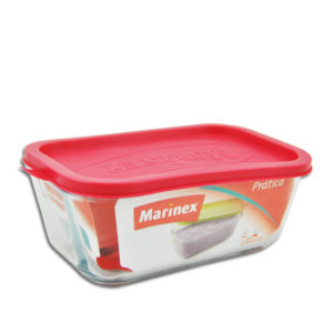 BUTTER DISH WITH LID 700ml