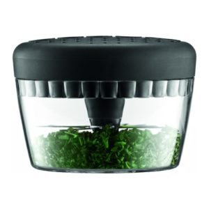 Bistro Herb Chopper - Black