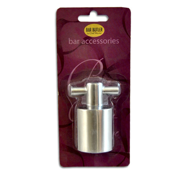 CHAMPAGNE STOPPER STAINLESS STEEL