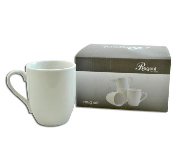 COFFEE MUG WHITE 4PC