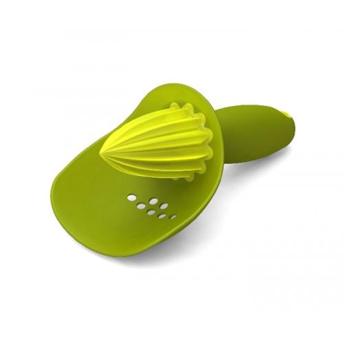 Catcher Citrus Reamer (Green/Yellow)