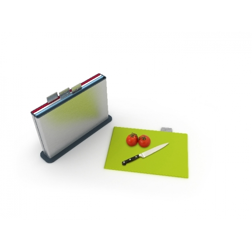 Index Steel chopping boards