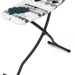 Brabantia Ironing Board Size D With Silicon Pad - Black Frame – Dunes