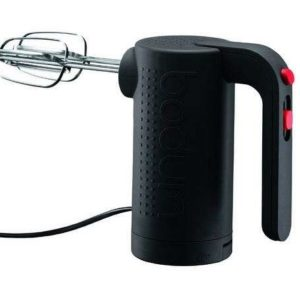 Bodum Bistro Electric Hand Mixer – Black