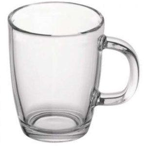 Bodum Bistro Coffee Mug - Transparent