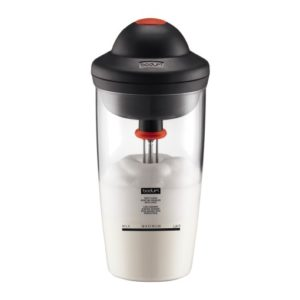 Bodum Latte Milk Frother - 0.2L Black