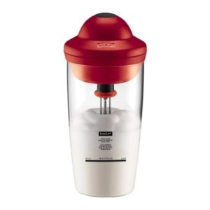 Bodum Latte Milk Frother - 0.2L Red