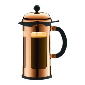 Chambord French Press 8 cup - Copper
