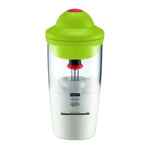 Latte Milk Frother 0.2L Green