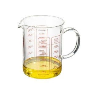 Simax Glassware  4-Cup Cooking and Measuring Cup, Large