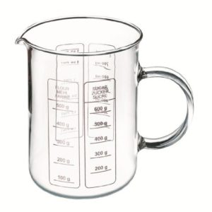 Simax Glassware  2-Cup Cooking and Measuring Cup, Small