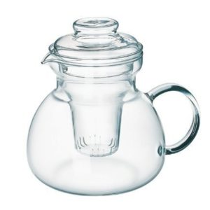 Simax Glassware 6.3-Cup Marta Teapot with Glass Filter
