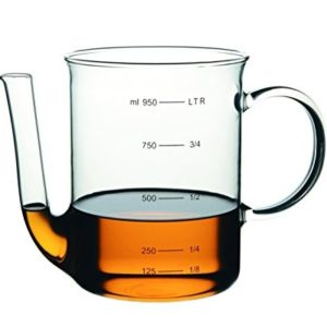 Simax Glassware 4-Cup Fat Separator