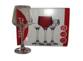 LAL RED WINE 6 PACK