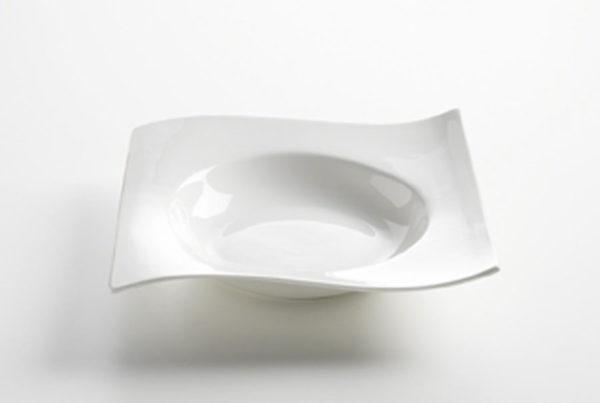 Motion Sq Soup Bowl 22cm