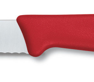 Paring knife red