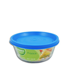 ROUND BOWL WITH LID 700ml