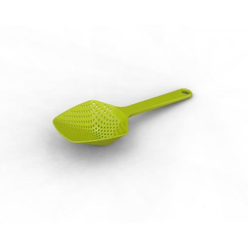 Scoop Colander Large (Green)