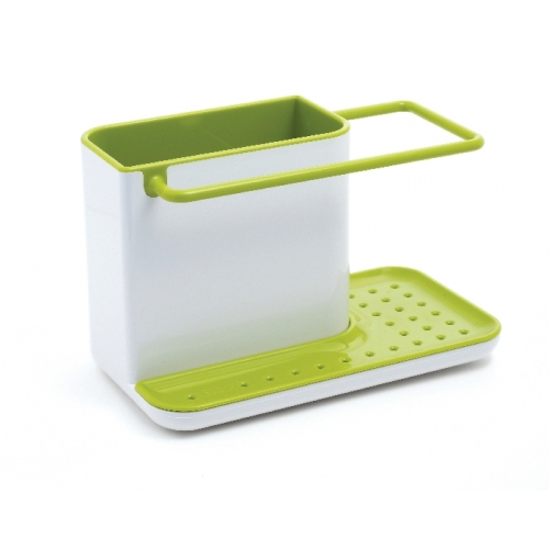 Sink Caddy (White / Green)