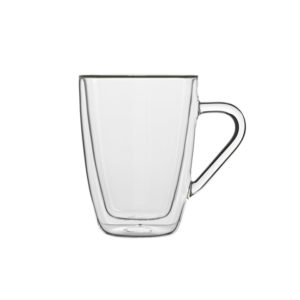 THERMIC GLASS MUG 320ML