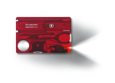 SwissCard Lite red