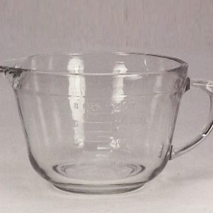 Glass Batter Bowl - 8 Cup 2L