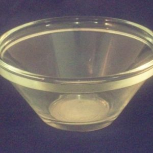 Stackable Glass Bowl - 81ml