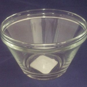 Stackable Glass Bowl - 335ml