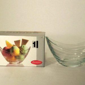 Gondol glass Ice Cream Bowl - 20cm