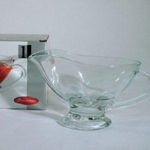 Glass Sauce Boat 250ml