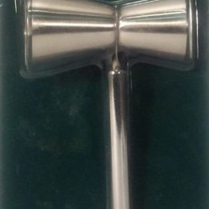 Double Jigger with Handle