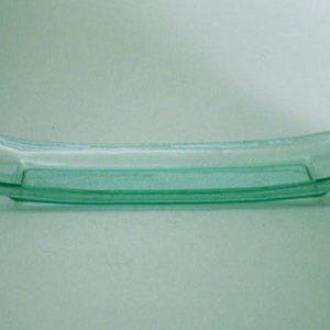 Rectangular Glass Platter/Tray - Ripple 47cm