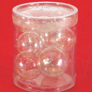 Glass Balls Pack 12