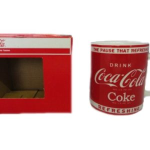 Coke Mug in Box