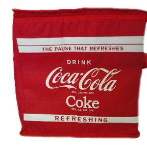 Coke Cooler Bag 17Lt