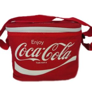 Coke Cooler Bag 6 Pack