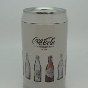 Coke Money Box Vintage Bottle Can