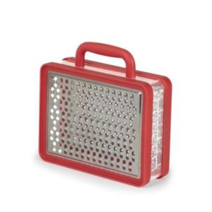 Umbra Briefcase Grater (Red) One Size