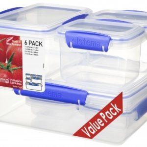 KLIP IT 6Packs - Sistema Plastics