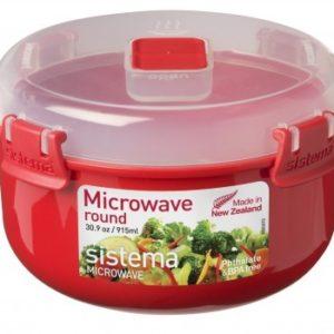 Microwave Round 915ml