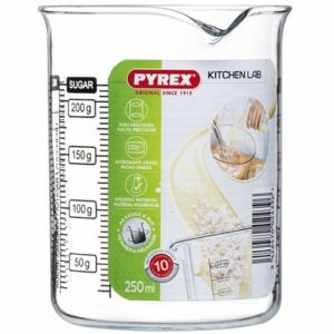 Pyrex Kitchen Measure and Mix Beaker 250ml