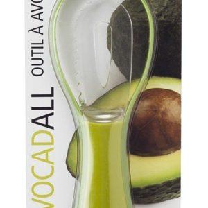 Joie Avocadall 3 in 1 Avocado Prep Tool Peel Cut Scoop Slice Knife Prong