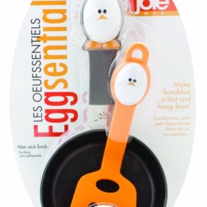 Egg Friing Pan & Spatula Set